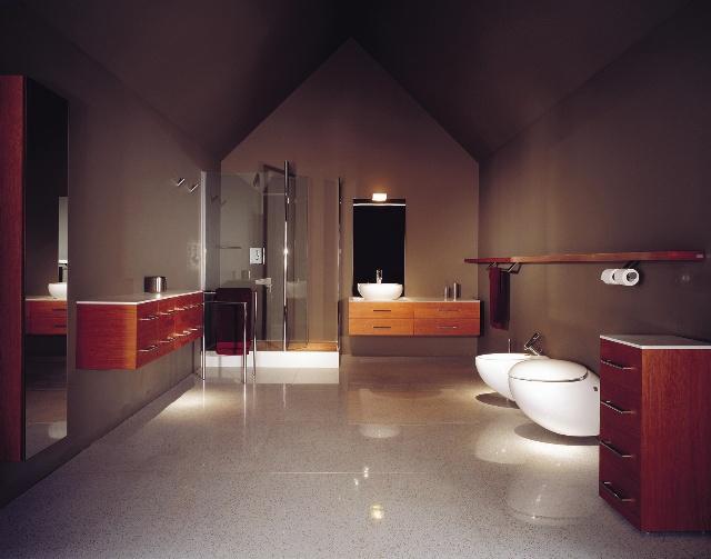 Стильная ванная фото 1